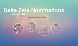 DZ Nominations 2014