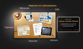 Negocios en Latinoamerica
