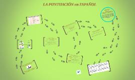 LA PUNTUACIÓN en ESPAÑOL