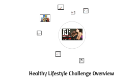 Healthy Lifestyle Challenge Overview