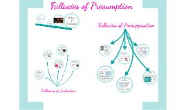Fallacies of Presumption, Part 2