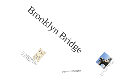 Copy of Brooklyn Bridge