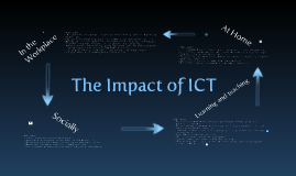 impact of ict on the managerial Impact of ict on cataloguing & classification of library materials  to identify the challenges posed by ict to cataloguing and classification and possible ways to.