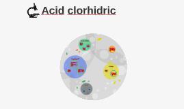 HCl(acid clorhidric)