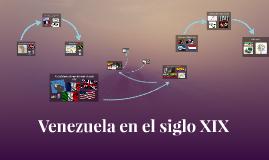 Venezuela en el siglo XIX