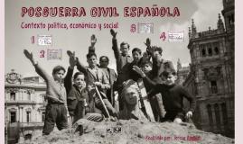 Posguerra Civil española