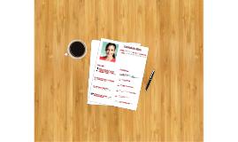 CV / Resume Prezi