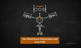 The Mind Brain Distinction and Free Will