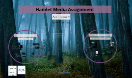 Copy of Hamlet Media Assignment