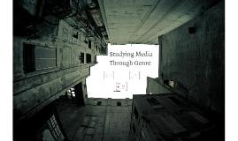 Studying Media Through Genre