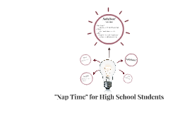 Nap Time for High School Students