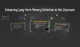 Long-term Memory Retention