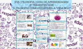 EVA | FILOSOFIA | GUIA DE APRENDIZAGEM