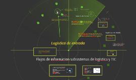 Copy of Flujos de informacion subsistemas de logistica y TIC