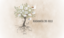 Copy of KABANATA 30: HULI