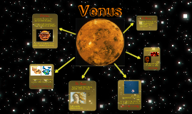 Copy of Copy of Venus; the sister planet