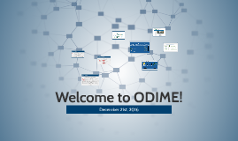 Copy of Welcome to ODIME!