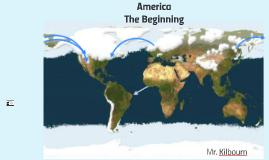 America The Beginning