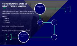 UNIVERSIDAD DEL VALLE DE MÉXICO CAMPUS HISPANO