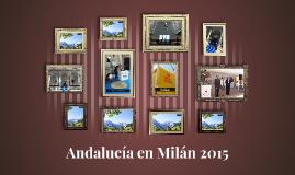 Andalucía en Milán 2015