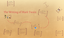 The Writing of Mark Twain