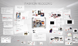 Copy of FASHION BLOGGING