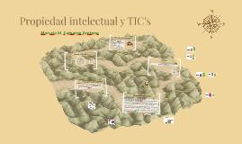Propiedad intelectual y TIC's