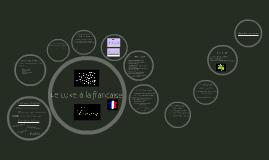 Le Luxe à la française