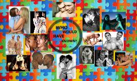 Megan Morton LGBT collage