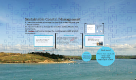 Lesson 4. Sustainable Coastal Management