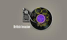 Copy of British Invasion