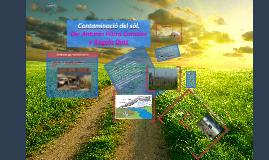 Contaminació del sòl