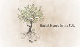 Racial issues in the U.S.