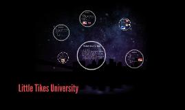 Little Tikes University