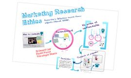 Présentation sur la Research Ethics