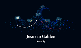 Jesus in Galilee