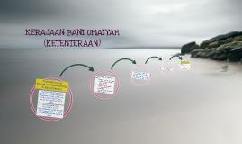 Kerajaan Bani Umaiyah (Ketenteraan)