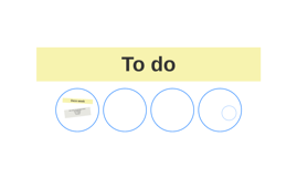 To do
