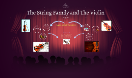 The String Family and the Violin