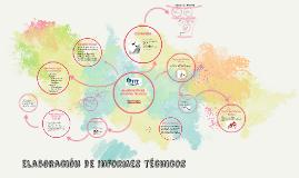 Copy of ELABORACIÓN DE INFORMES TÉCNICOS