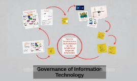Governance of Information Technology