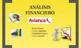 ANALISIS FINANCIERO AVIANCA