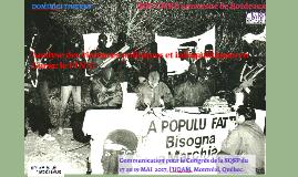 communication Dominici Thierry congrès de la SQSP, UQAM 17 MAI 2017