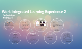 Work Integrated Learning Experience 2