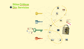 Sitios Criticos Div. Servicios