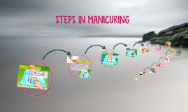 STEPS IN MANICURING
