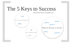 The 5 Keys to Success