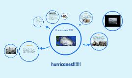 Hurricanes!!!!!!!