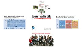 Journalistik in Eichstätt
