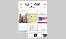 LGBTQ ISSUES